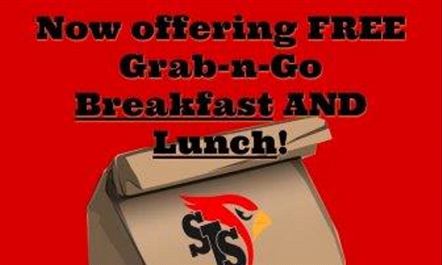 FREE Grab-n-Go Lunches Available NOW